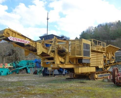 KDS mobile Prallmühle