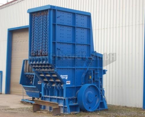 Kleemann Prallmühle SHH 15 - 1
