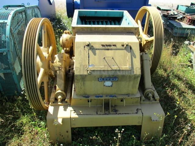 used crusher by Engelhardt -4