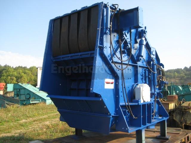 used crusher by Engelhardt -2
